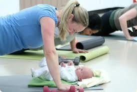 Opstart på Efterfødselstræning