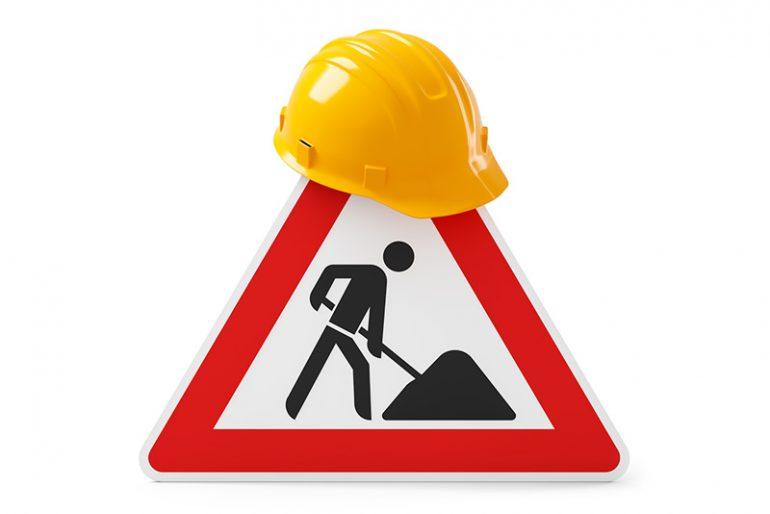 Transporten til klinikken bliver berørt af vejarbejde de næste 5 uger!!